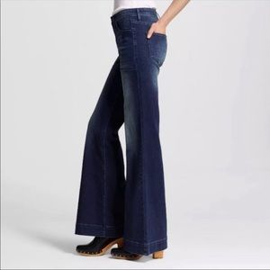 Mossimo NWT High Rise Wide Leg Jeans 4/27